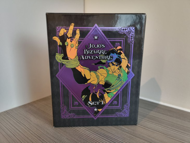 JoJo's Bizarre Adventure Set 1 (Limited Edition Blu-ray