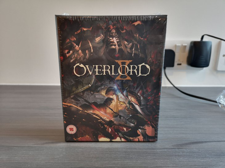 OVERLORD II (Limited Edition Blu-ray & DVD) Unboxing – The