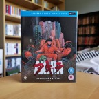 Akira (Collector's Edition 2016 ver. Blu-ray & DVD) Unboxing Redux