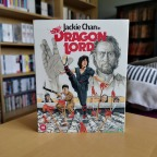 Dragon Lord (First Print Edition Blu-ray) Unboxing