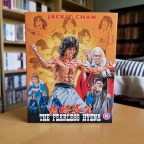 The Fearless Hyena (First Print Edition Blu-ray) Unboxing