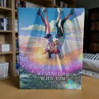 Weathering With You (Deluxe Edition Variant 4K Ultra HD & Blu-ray) Unboxing