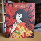 Millennium Actress (Collector's Edition 4K Ultra HD & Blu-ray) Unboxing
