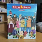 Silver Spoon Season 2 (Collector's Edition Blu-ray) Unboxing