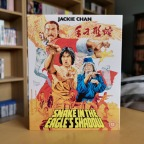 Snake in the Eagle's Shadow (First Print Edition Blu-ray) Unboxing