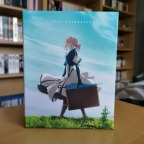 Violet Evergarden (Collector's Edition Blu-ray) Unboxing