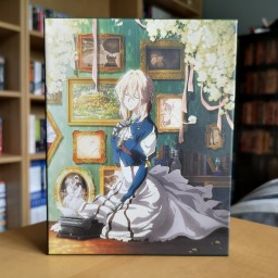 Violet Evergarden: Eternity and the Auto Memory Doll (Collector's Edition Blu-ray) Unboxing