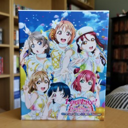 Love Live! Sunshine!! The School Idol Movie: Over the Rainbow (Collector's Edition Blu-ray) Unboxing